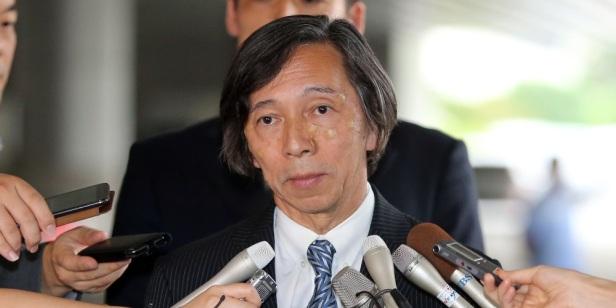 Japanese Ambassador to South Korea Masat